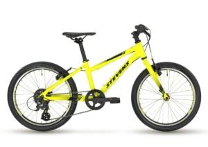 stevesns beat sl 20-as neon sárga gyerek kerékpár