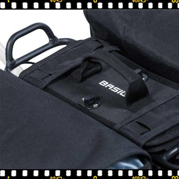 basil dbs kiegészítő dupla kerékpáros táskákhoz