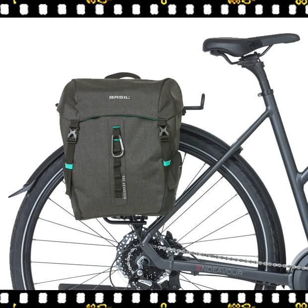 basil discovery biciklis túratáska biciklin