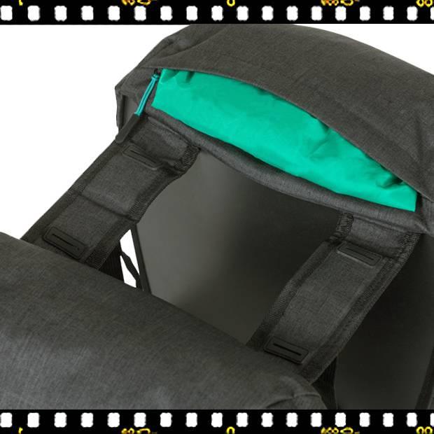 basil discovery biciklis táska esővédő zseb