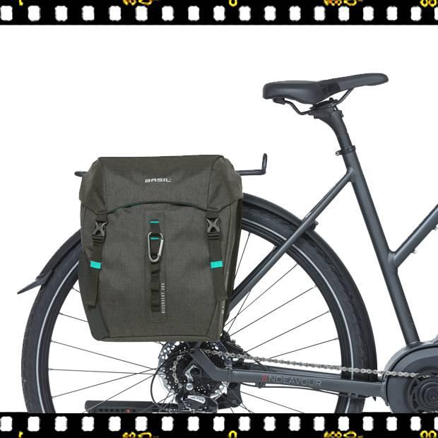 basil discovery biciklis táska biciklin