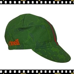 cinelli hobo zöld bringás sapka