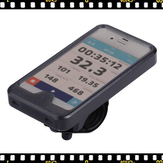 bbb patron i4s iphone tartó biciklire fekete