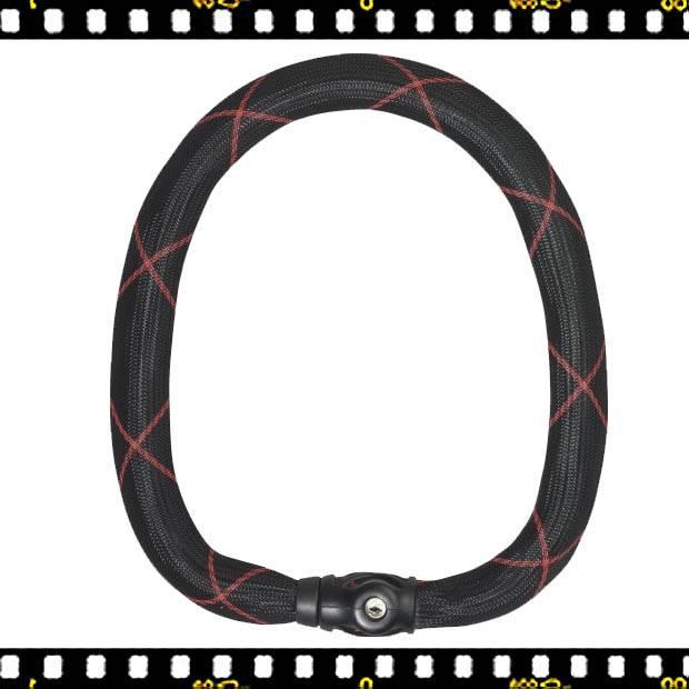 abus steel o chain ivy biciklis lakat