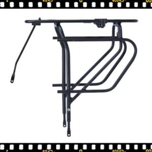 basil universal cargo bicikli csomagtartó hátra oldalról