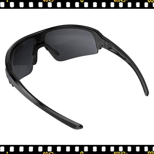 bbb impulse fekete biciklis szemüveg hátul
