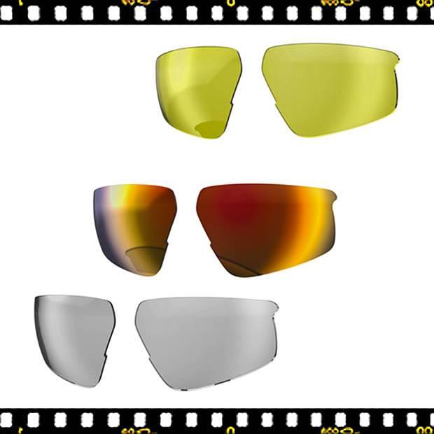 bbb impulse cserélhető biciklis szemüveg lencsék