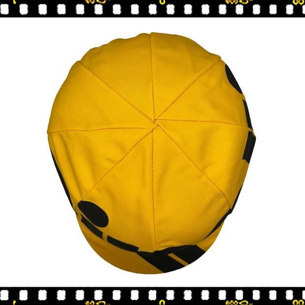 cinelli nemo bringás sapka sárga hold felül