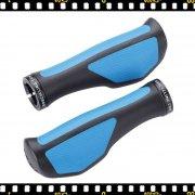 bbb ergofix fekete-kék bicikli markolat