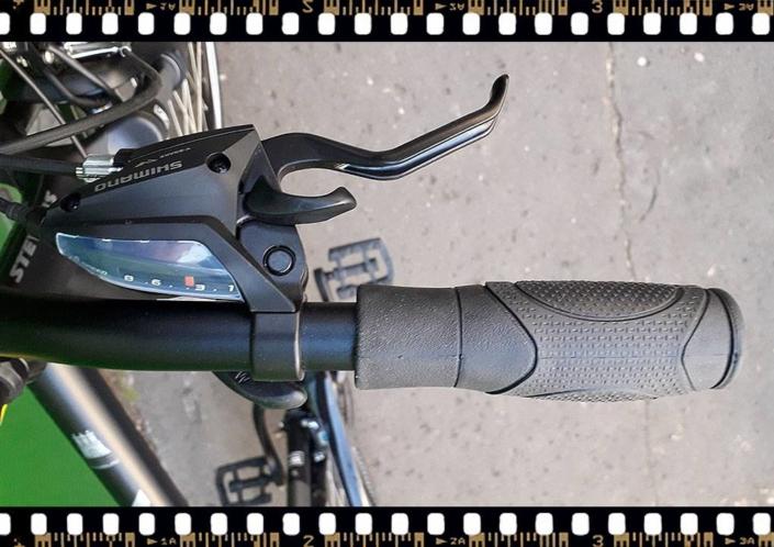 stevens albis városi férfi kerékpár shimano váltó