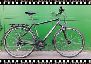 stevens albis városi férfi kerékpár