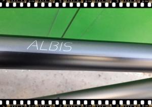 stevens albis városi férfi kerékpár aluminium váz