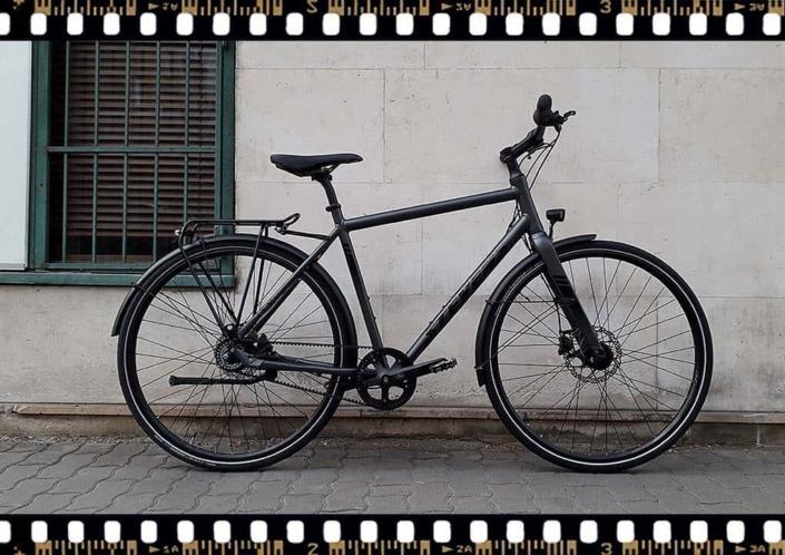 stevens city flight luxe férfi városi bicikli