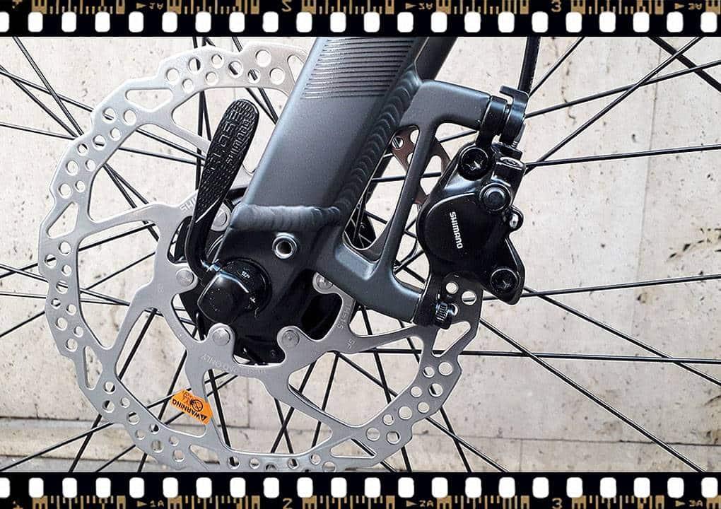 stevens city flight luxe férfi városi bicikli tárcsafék