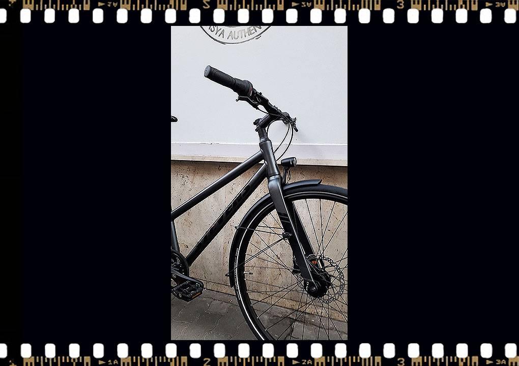 stevens city flight luxe női kerékpár elöl