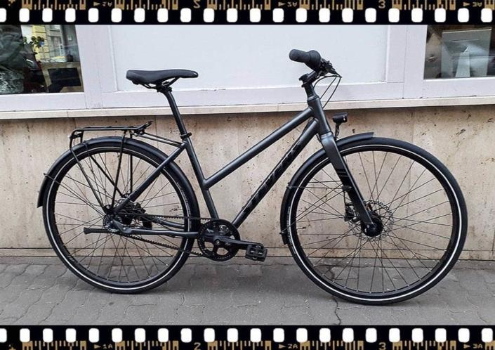 stevens city flight luxe női városi kerékpár