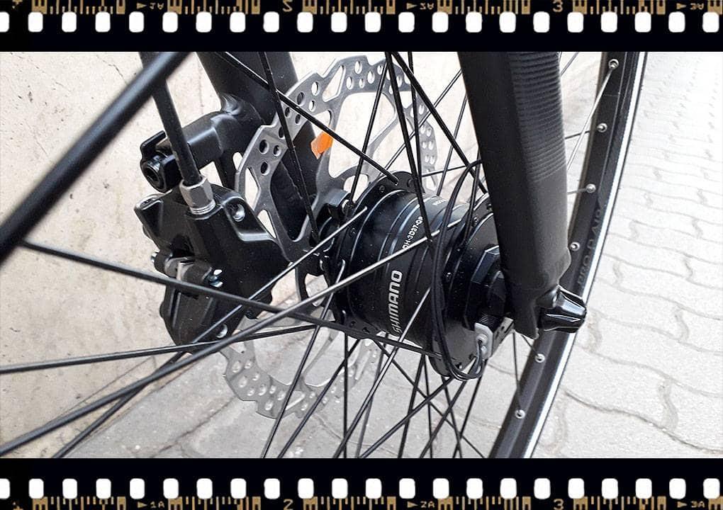 stevens city flight luxe női városi bicikli shimano agyváltó