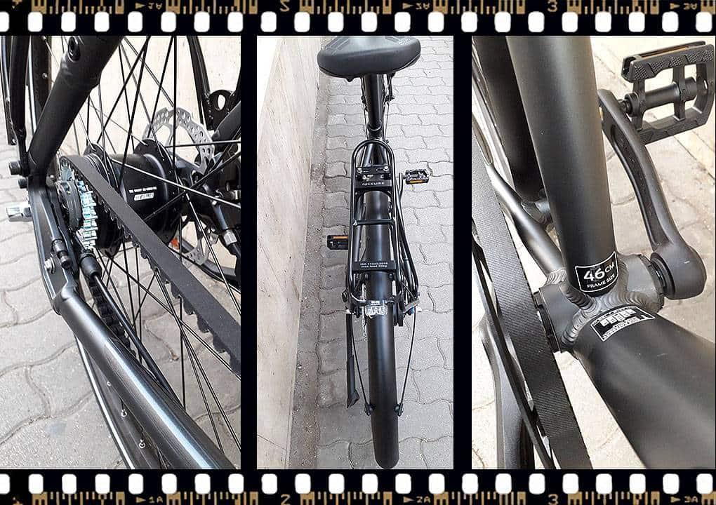 stevens city flight luxe női városi bicikli váz méret