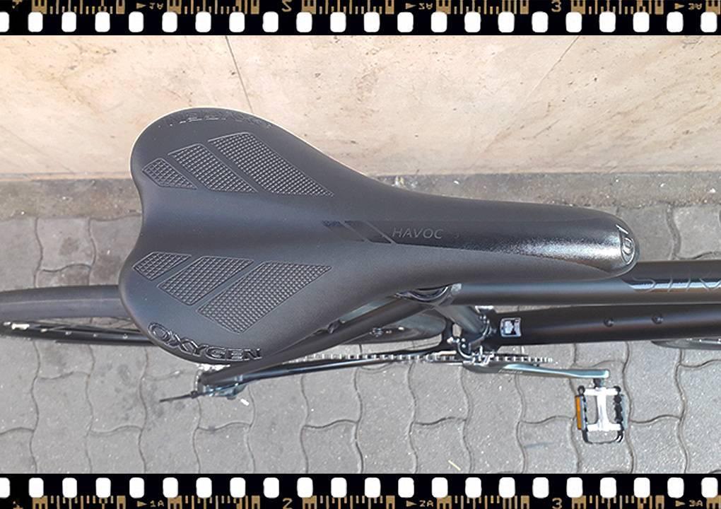 stevens strada 600 kerékpár nyereg