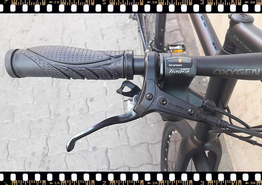 stevens strada 600 kerékpár fékkar