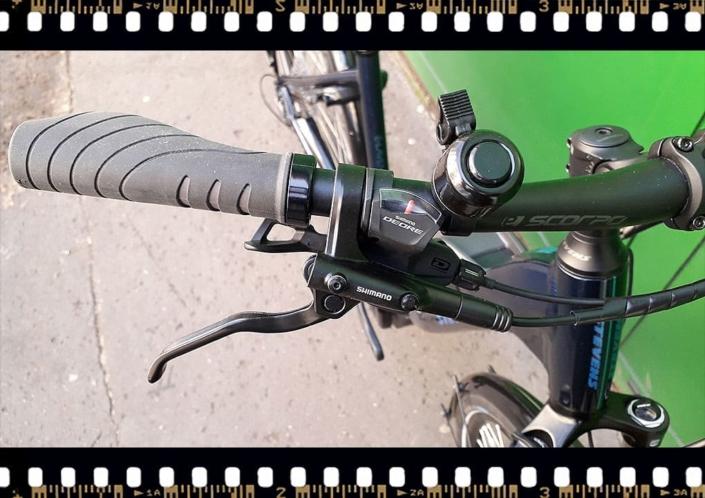 stevens lavena elektromos bicikli deore váltó