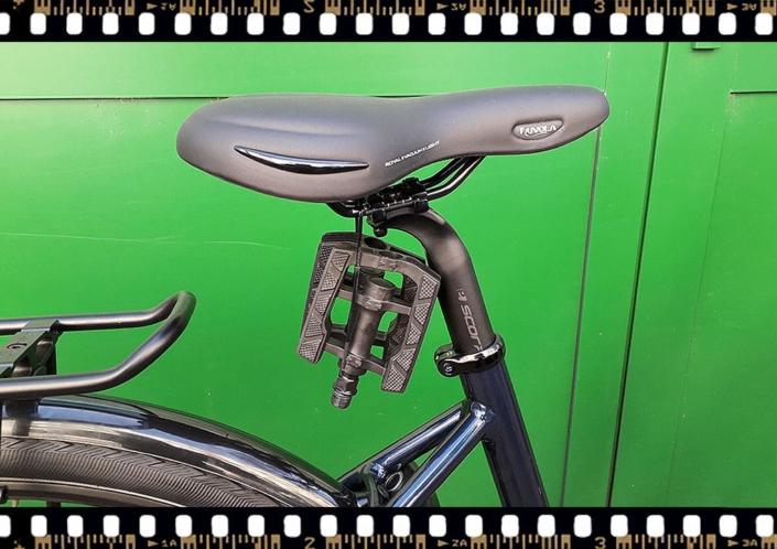 stevens lavena elektromos kerékpár nyereg