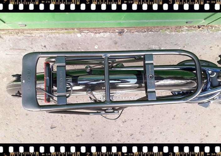 stevens lavena elektromos kerékpár csomagtartó