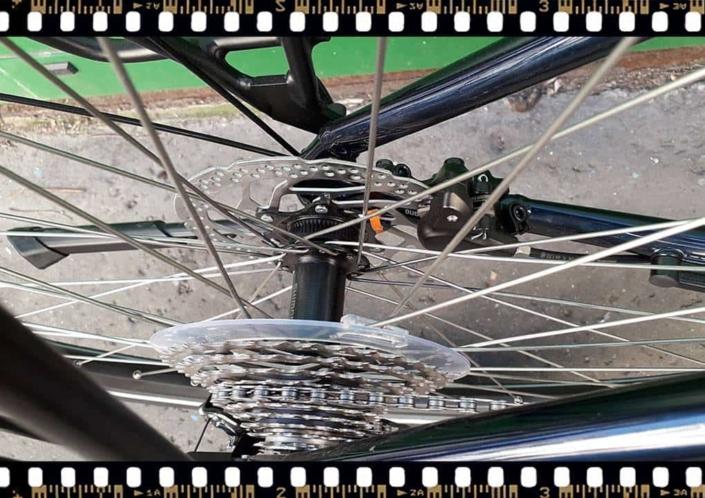 stevens lavena elektromos bicikli shimano váltóval