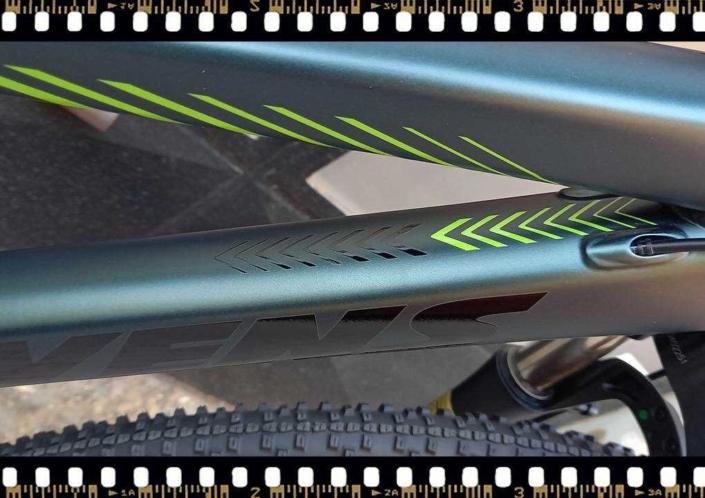 stevens 5x cross női bicikli aluminium vázzal