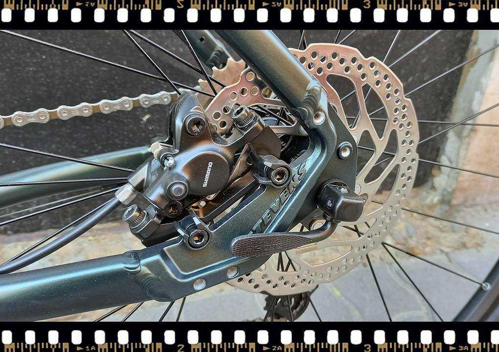 stevens 5x cross női kerékpár hátsó tárcsafék