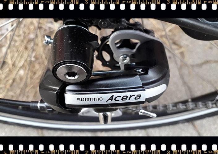 stevens albis forma városi kerékpár acera váltó