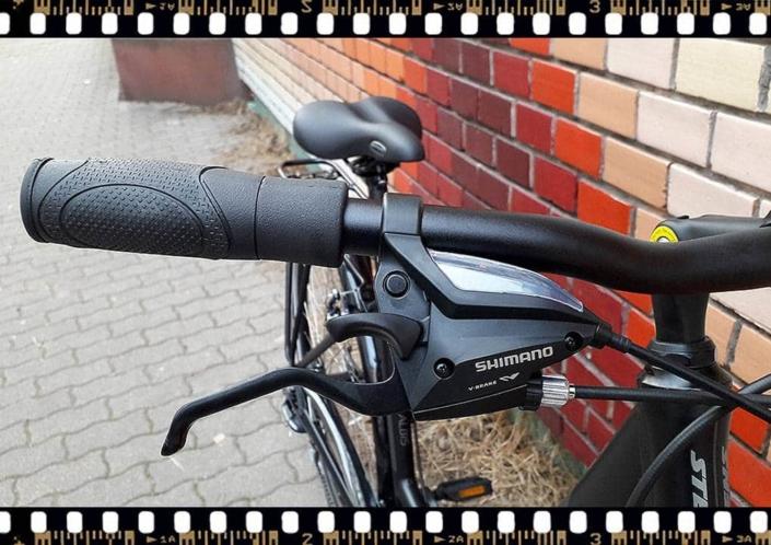 stevens albis forma városi kerékpár fékkar