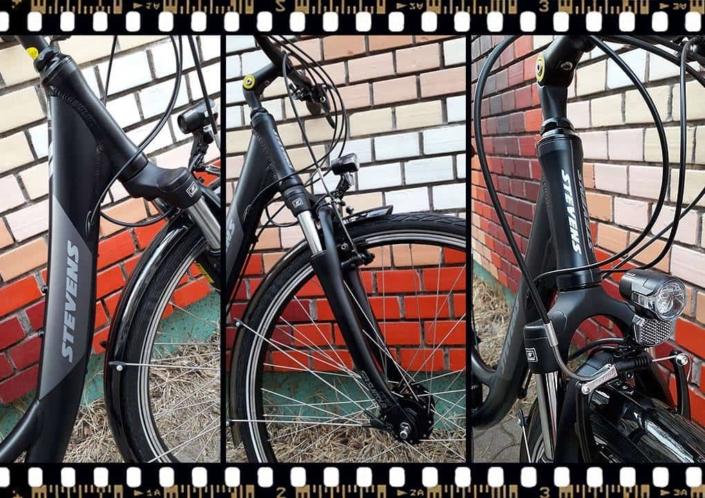 stevens albis forma városi kerékpár teleszkóp