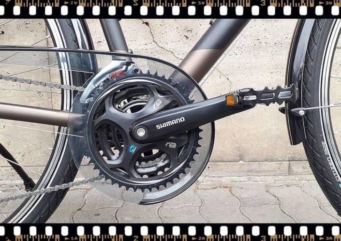 stevens jazz lite barna kerékpár hajtómű