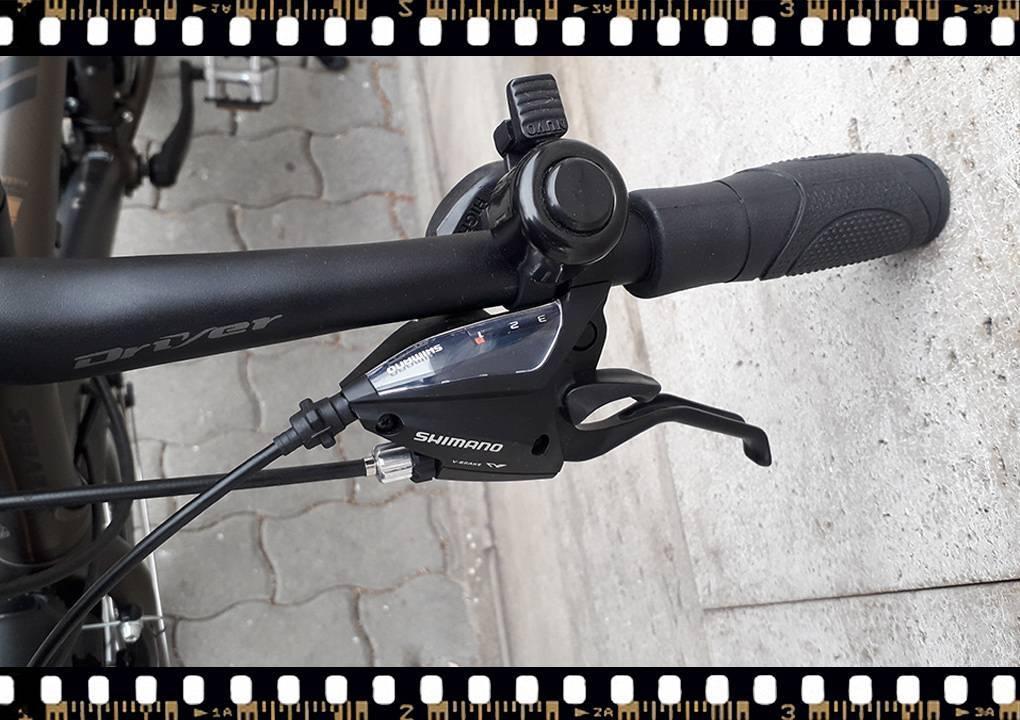 stevens jazz lite barna kerékpár váltó