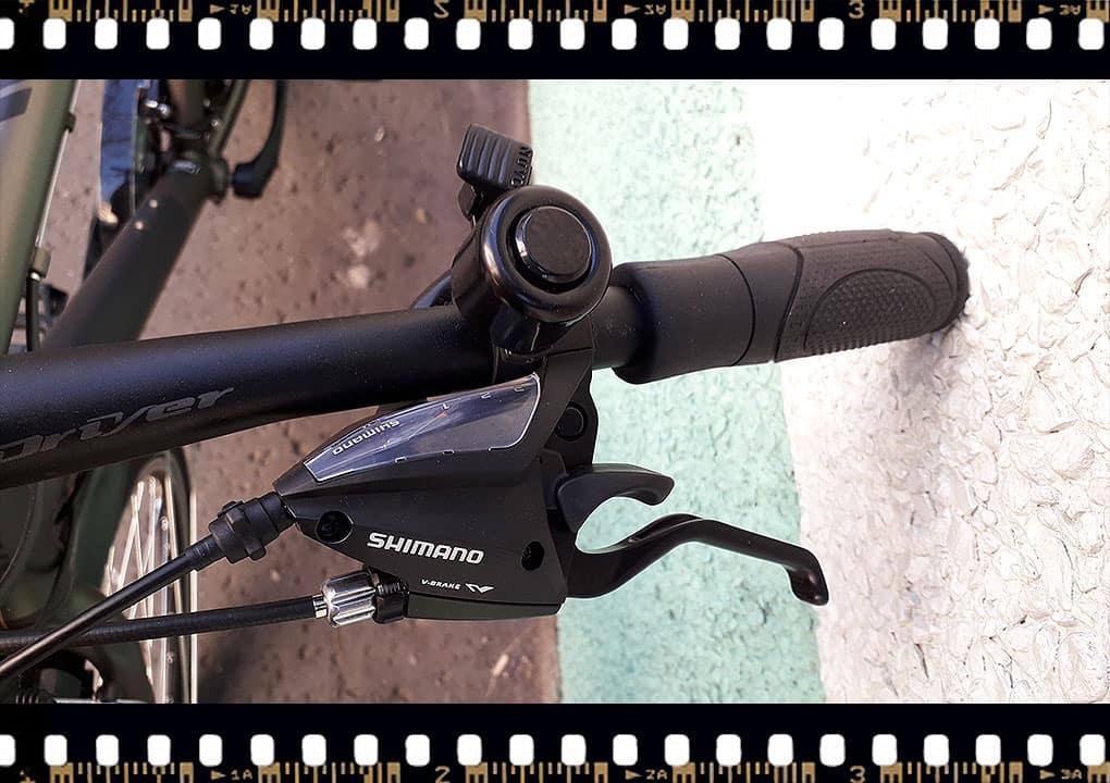 stevens jazz lite trekking férfi bicikli shimano váltókar