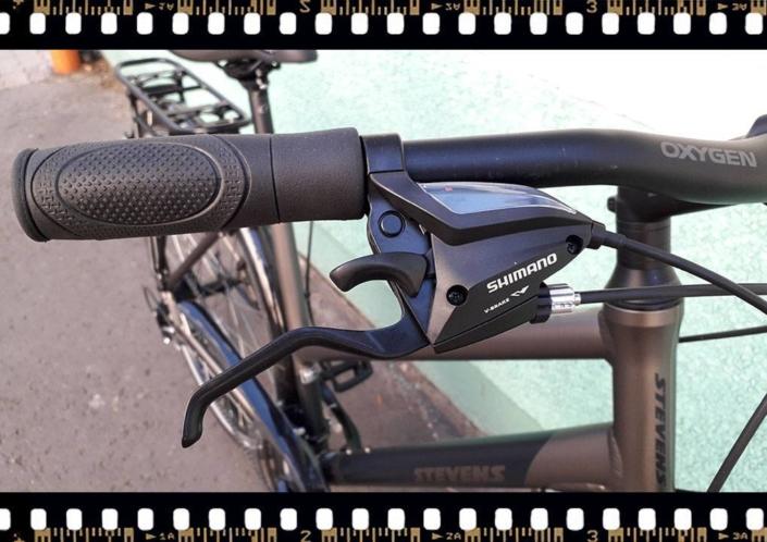 stevens jazz lite női bicikli fékkar