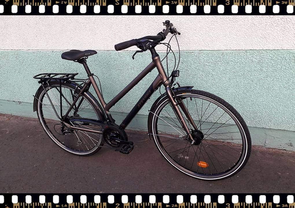 stevens jazz lite női aluminium kerékpár