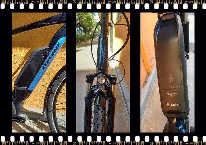 stevens lavena elektromos férfi kerékpár bosch motorral
