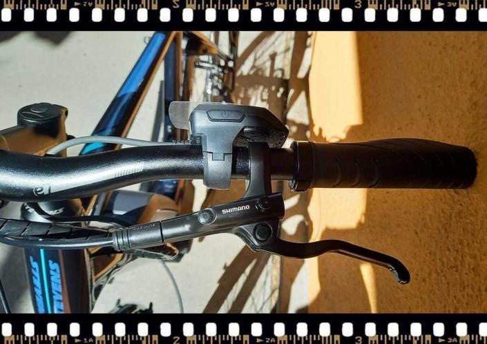 stevens lavena elektromos férfi kerékpár fékkar