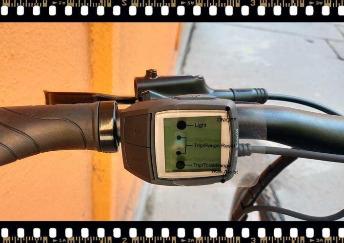 stevens lavena elektromos férfi kerékpár kilométerórával