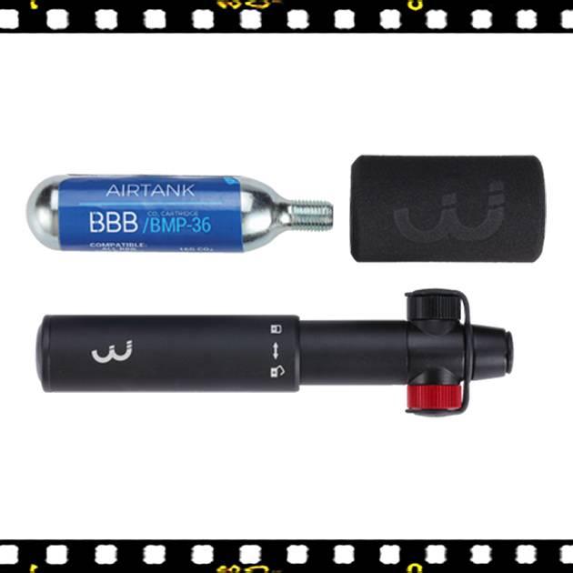 bbb co2 blaster mini bicikli pumpa patronnal