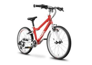 woom 20-as méretű alu vázas gyerek bicikli