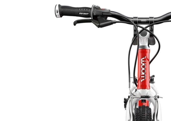woom 20-as méretű alu vázas gyerek bicikli kormánya