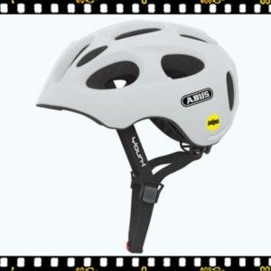 abus youn i-Mips gyerek biciklis bukósisak fehér