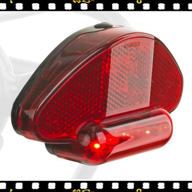 author canddy 5 hátsó bicikli lámpa