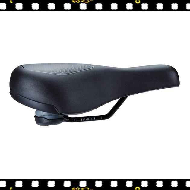 bbb comfortplus upright bicikli nyereg oldalról
