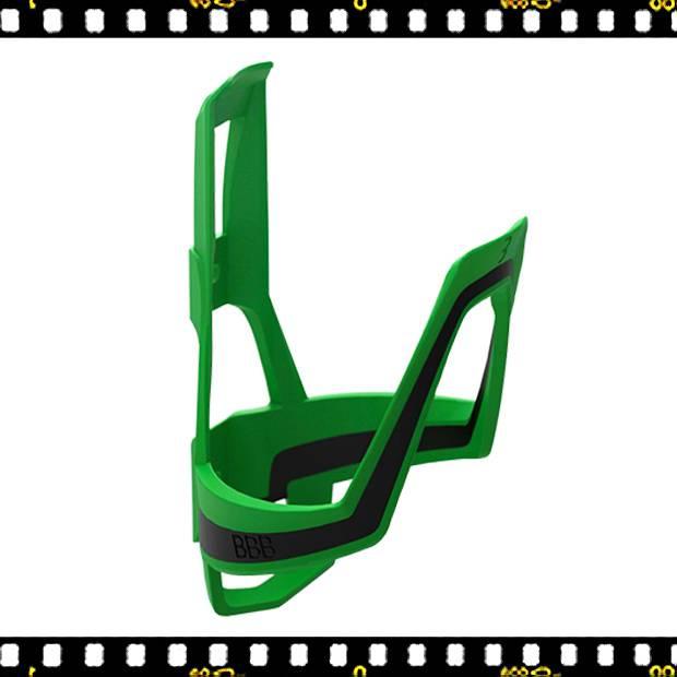 bbb dualcage zöld biciklis kulacstartó