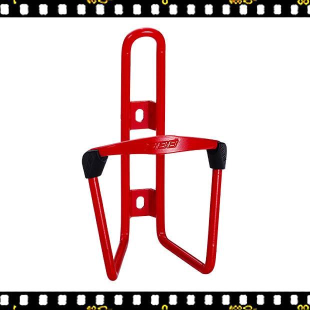 bbb fueltank biciklis kulacstartó piros színben
