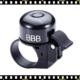 bbb loud clear fekete bicikli csengő